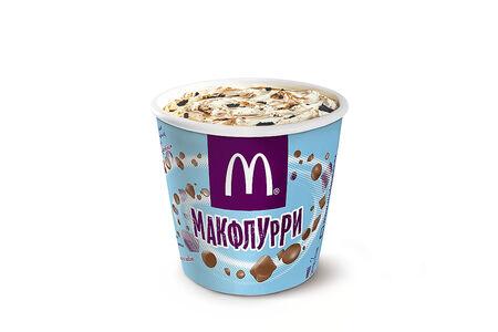 Макфлурри Карамельно-Шоколадное