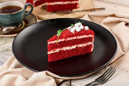 Десерт Красный бархат