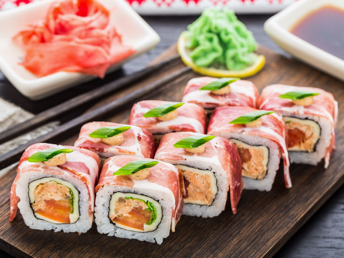 Sushi Сэн