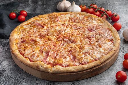 Пицца Дьявола с беконом