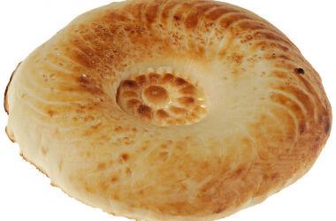 Лепёшка из тандыра