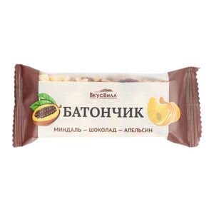 «ВкусВилл» миндаль-шоколад-апельсин