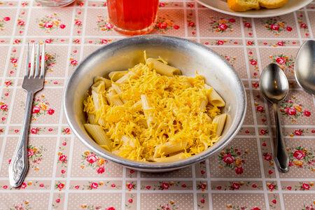 Макарошки с сыром