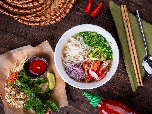 Cho Vietnamese food