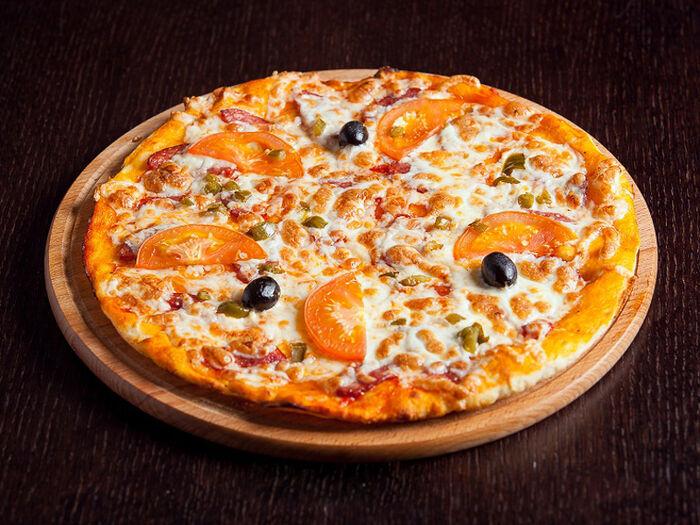 Пицца острая Дьябола