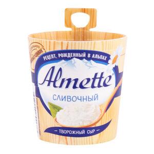 Сыр творожный Almette 60% сливочный
