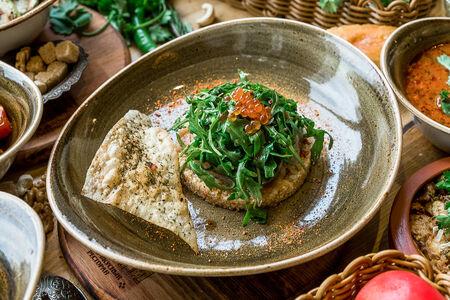 Салат с марлином