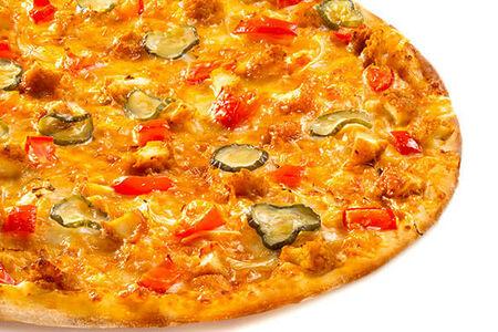 Пицца Чикен Бургер