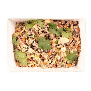 Рис по-азиатски с креветками «Хлеб насущный»