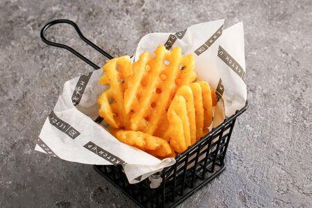 Картофельные решетки