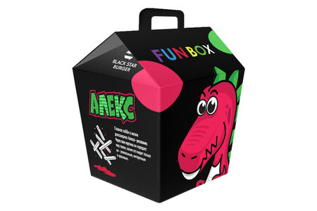 Комбо-набор Fun Box №1