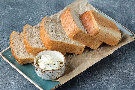 Хлеб прованские травы