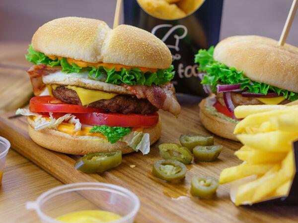 Берибургер