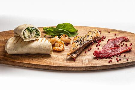 Буфет стейк ролл с говядиной