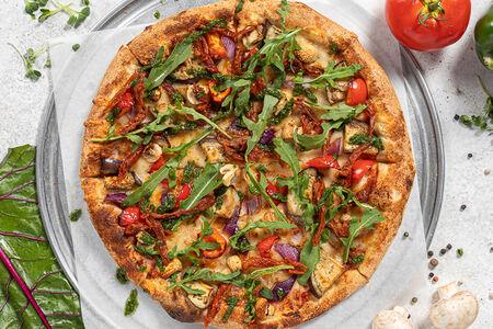 Пицца Овощи гриль