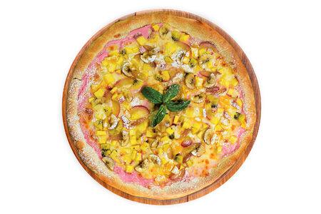 Пицца Фруктовая на пышном тесте
