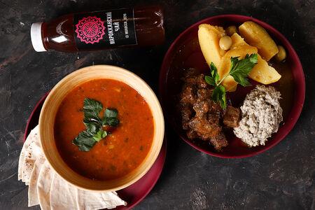 Марокканский обед №3