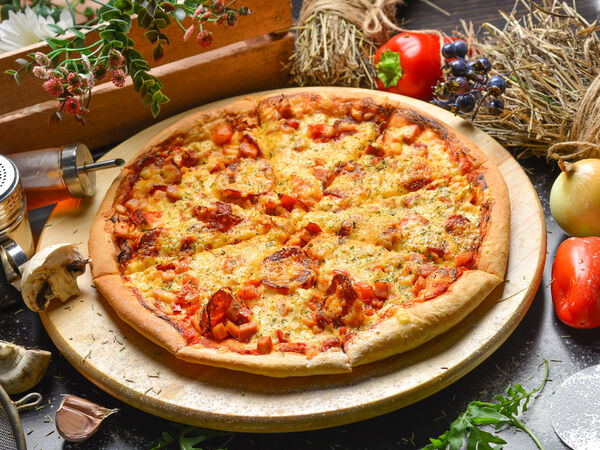 Русская пицца