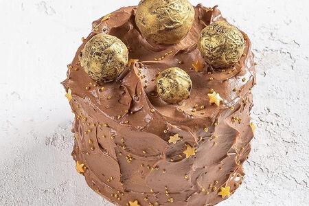 Шоколадный мини-торт