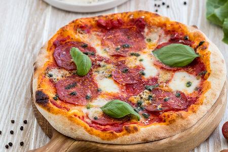 Пицца Пепперони с чоризо