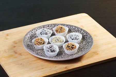 Конфеты Сыроедческие в шоколаде