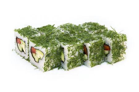 Ролл овощной