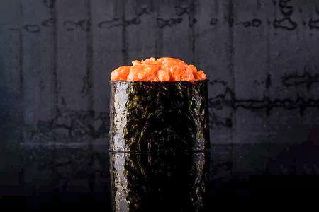 Суши Горячий лосось