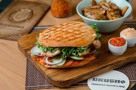 Бургер Пилечи-батак