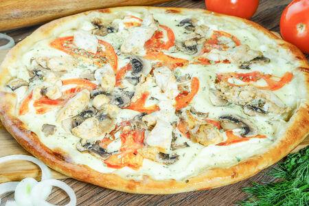 Пицца Поло-песто