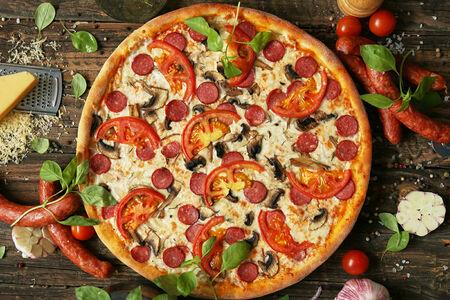 Пицца Рустика