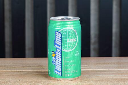 Лимонад Сангария лимон