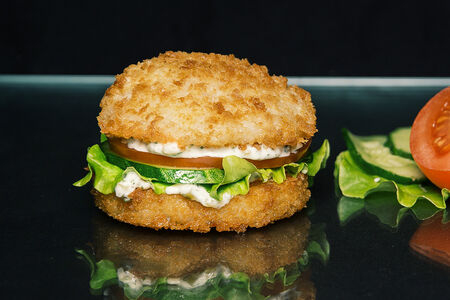 Сушибургер Тартар