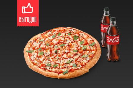 Пицца Комбо Для двоих