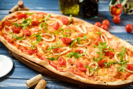 Пицца Калабрийская