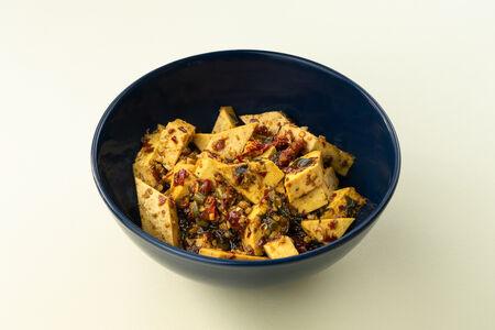 Мапо тофу вегетарианский