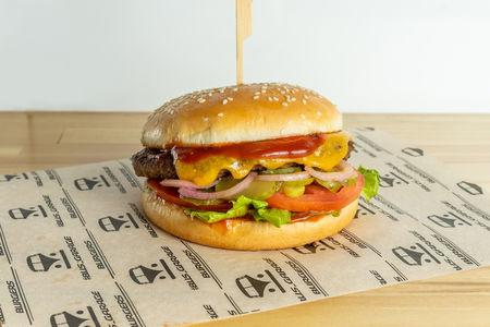 Бургер Классический с говядиной