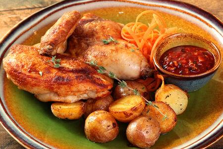 Цыпленок Каччиаторе