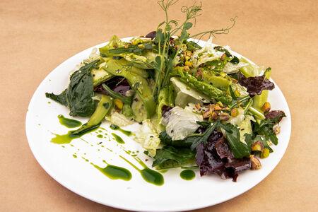 Салат Прекрасная зеленая