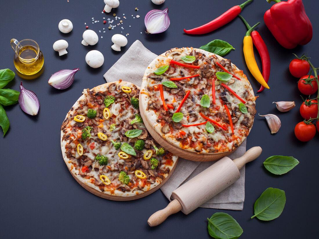 Суши Пицца Wok