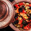 Фото к позиции меню Ягненок томленый с овощами  по-мароккански