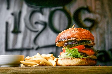 Гамбургер 1gog