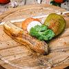 Фото к позиции меню Шашлык из овощей