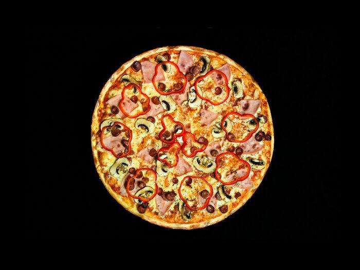 Пицца По-венгерски