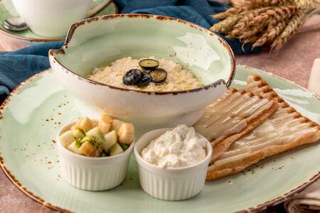 Татарский завтрак