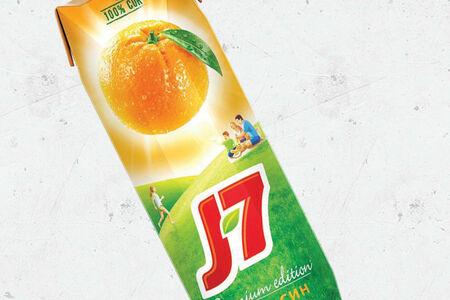 J7 Апельсин 0,97 л