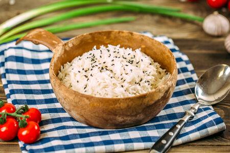 Рис отварной жасмин