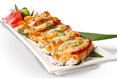 Японская пицца Эби