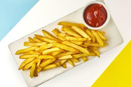 Классический картофель фри