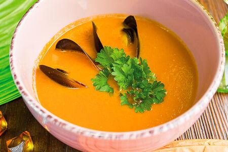 Суп Томаго Игай
