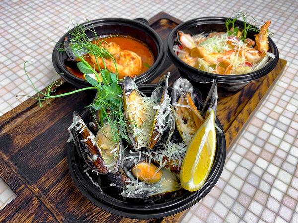 Gastrobar у рыбака